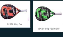 Royal Padel 790 Whip : Polietileno Vs Eva