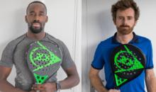 Azilinon et Gay rejoignent la Team Dunlop Padel