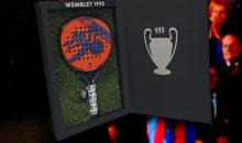 Justten et la Wembley à 111 exemplaires