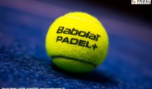 La balle Babolat padel : Nickel