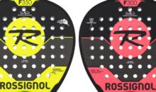 Descriptifs Rossignol Padel F300 et F350