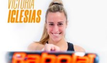Victoria Iglesias, la nouvelle égérie Babolat