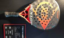Nemesis : la pala Dunlop Padel 2019