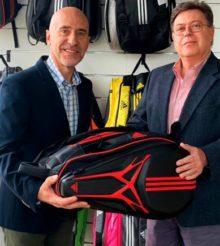 Adidas : Sac officiel du World Padel Tour