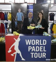 Joma : Chaussure officiel du World Padel Tour